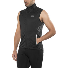 GORE RUNNING WEAR Mythos WS Light Vest Herren black
